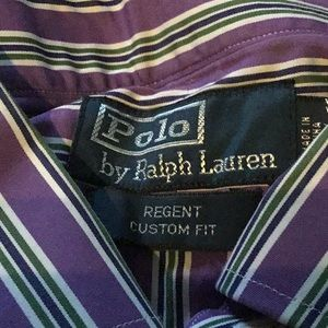 Polo by Ralph Loren Long Sleeve 15.5 Shirt